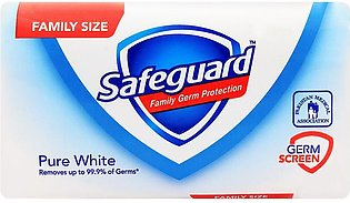 Safeguard Pure White Soap 145gm