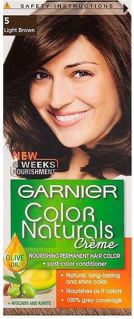 Garnier Color Natural Hair Color 5