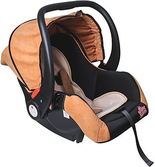 Bright Starts Baby Carry Cot, Brown, BS-238