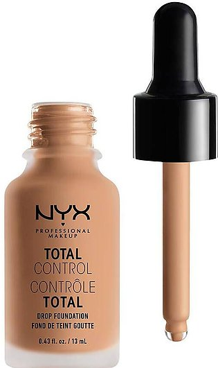 NYX Total Control Drop Foundation, Natural