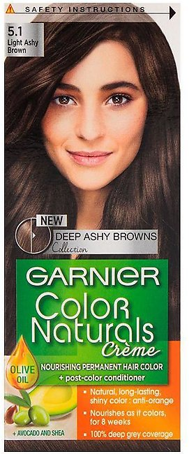 Garnier Color Natural Hair Color 5.1