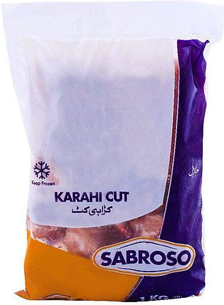 Sabroso Karachi Cut Chicken 1 KG
