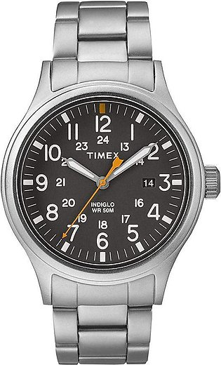 Timex Men's Allied Stainless-Steel Silver Watch - TW2R46600
