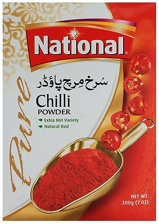 National Chilly Powder 200gm