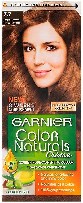 Garnier Color Natural Hair Color 7.7
