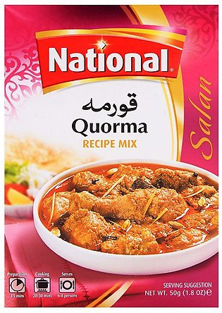 National Quorma Masala Mix 50gm