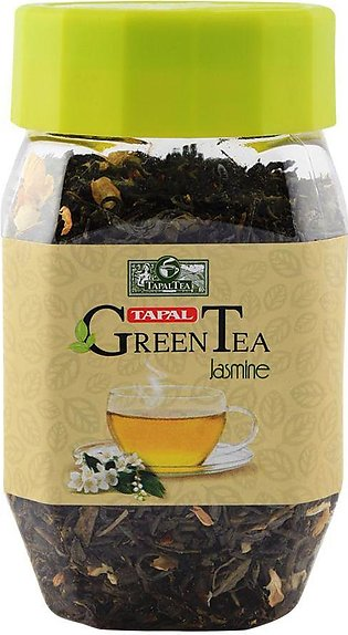 Tapal Green Tea Jasmine Jar 100gm