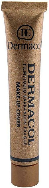 Dermacol Make-Up Cover, 207, SPF 30 Hypoallergenic Foundation, 30g