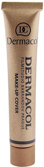 Dermacol Make-Up Cover, 226, SPF 30 Hypoallergenic Foundation, 30g