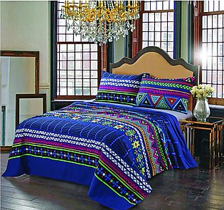 Bed Sheet Bold Ethnic