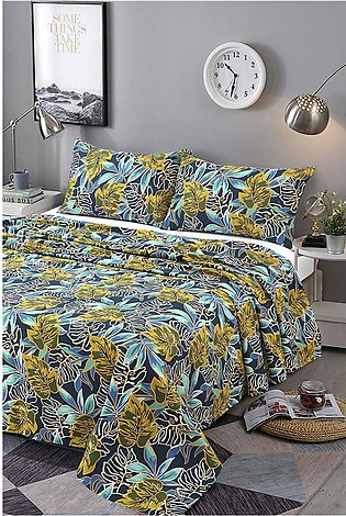Bed Sheet Linear Tropical