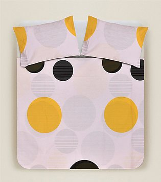 ARTISAN POLKA DOTS COTTON DUVET COVER