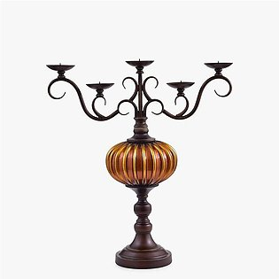 TURKISH DESIGN TYRIAN CANDLE HOLDER