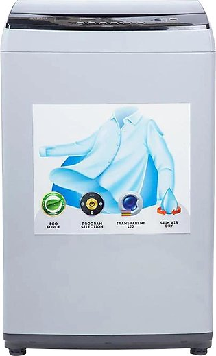 Auto 7 Super Grey Washing Machine