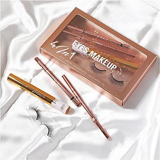 O.TWO.O 4 in 1 Beauty Eyes Makeup Set