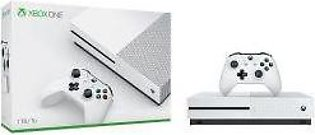 Xbox One S 1TB Console - PAL (White)