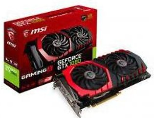 MSI GEFORCE GTX 1060 GAMING X 6GB GDDR5 192-Bit Graphic Card