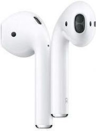 Apple AirPods 2 Wireless Headphones (Optional Wired & Wireless Charging, Orig...