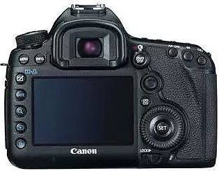 Canon EOS 5D Mark III 22.3 MP DSLR Camera Black (Body Only)