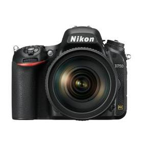 Nikon D750 24.3 MP Wi-Fi DSLR Camera Black (with 24-120 LENS)