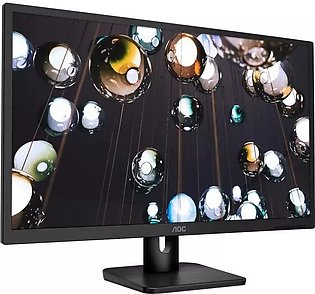 "AOC 27E1H 27"" FHD LED Monitor (With VGA & HDMI)"