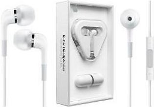 Apple ME186 In-Ear Headphones with Remote and Mic