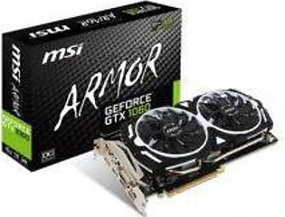 MSI GEFORCE GTX 1060 ARMOR 6GB GDDR5 192-Bit Graphic Card