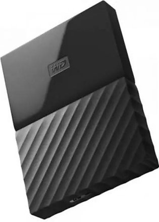 Western Digital My Passport 1TB External Hard Drive (New Model)