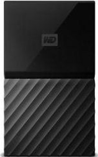 Western Digital My Passport 4TB External Hard Drive (New Model)