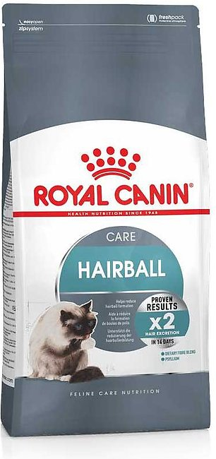 Royal Canin Hairball Control Cat Food – 2 KG