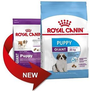 Royal Canin Giant Puppy Dry Dog Food – 15 Kg