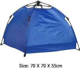 Foldable Pets Tent for Cats n Dogs – Outdoor Tent