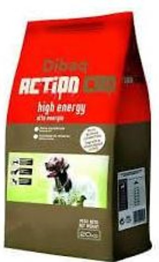 Dibaq Action Can High Energy Dog Food – 20 Kg