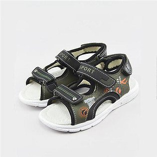 Branded BBX 2020 Summer Kids Shoes Boys Sandals Orthopedic Sport PU Leather B...