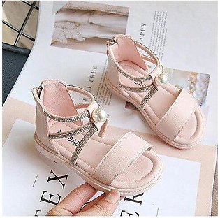 Branded Kids Sandals Girls Shoes New Brand Summer Rhinestone Fashion Princess...