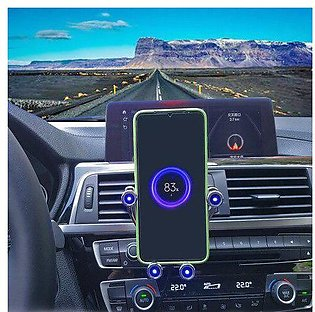 Branded Wireless car charger in wireless charger 10W  for iPhone/X /XR/ XS/Ma...