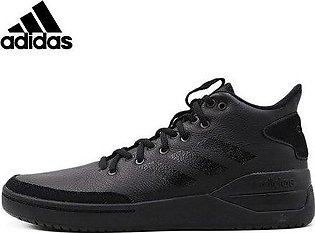 Branded Original Adidas BBALL80S Mens Skateboarding Shoes Sneakers Outdoors S...
