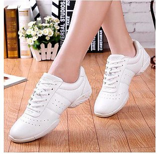 Branded Aerobics Shoes For Girls Professional Training Gym Shoes Sports Shoes...