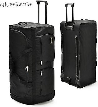 Branded Chupermore 40 inch High capacity  Travel Bags Men Business Oxford Rol...