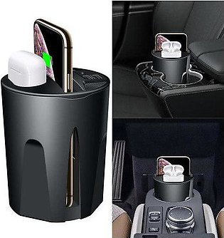 Branded #H30 Car Wireless Charger 3 in 1 For IPhone 11 10W Wireless Charger C...