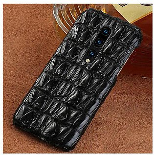 Branded 100% Genuine Crocodile Leather Phone case For Oneplus 7 7 Pro 6 6T 5T...