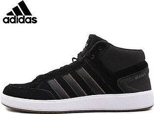 Branded Original Adidas ALL COURT MID Mens Skateboarding Shoes Sneakers Outdo...