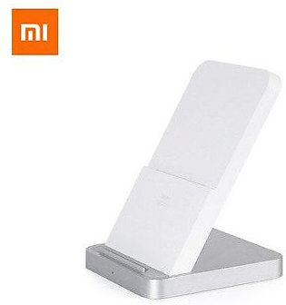 Branded Original Xiaomi Vertical Air-cooled Wireless Charger 30W Max with Fla...