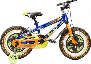 Continental BMX Bicycle for Kids Blue