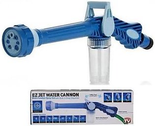 Jet Water Canon Multi Functional Spray - Blue