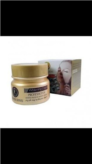 Heaven Doves Whitening Cream with Pearls Essence 180G Packing