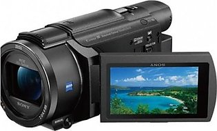 Sony FDR-AXP55 4K Handycam with Built-In Projector