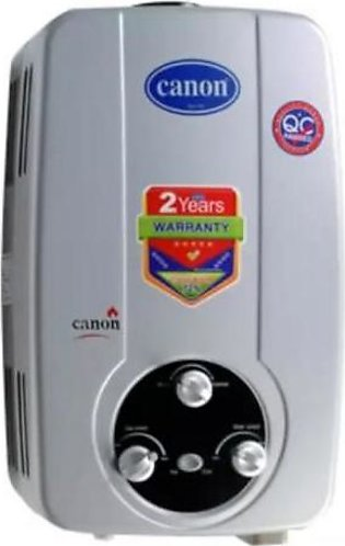 Canon Instant Geysers GAS Water Heater - 16-D PLUS - 6 ltr - flame out protecti…