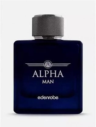 Edenrobe Alpha Eau De Parfum For Him 100 ml
