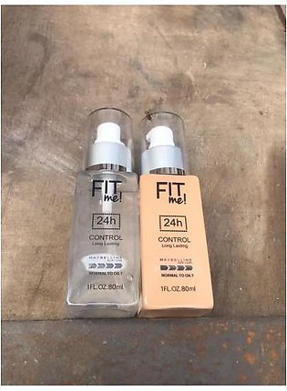 Maybelline FIT Me Foundation And Primer